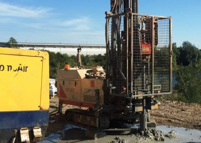 Ground Investigations & Geotechnical Design