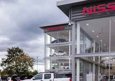 Sandicliffe Nissan, Nottingham