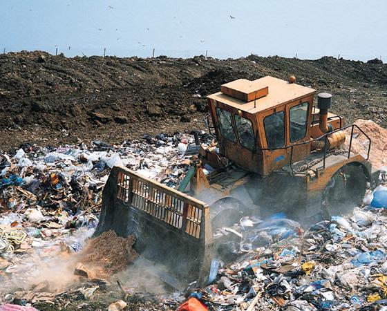 Environmental permitting & landfill management
